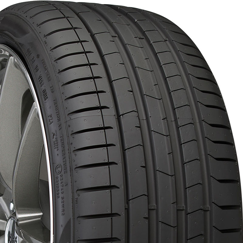 Pirelli DT-44063 P Zero PZ4 Luxury NCS 305 35 R21 109Y XL BSW BE