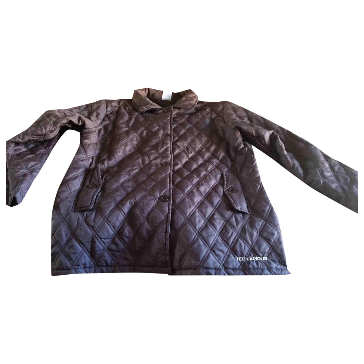 Ted Lapidus \N Brown jacket for Women M International