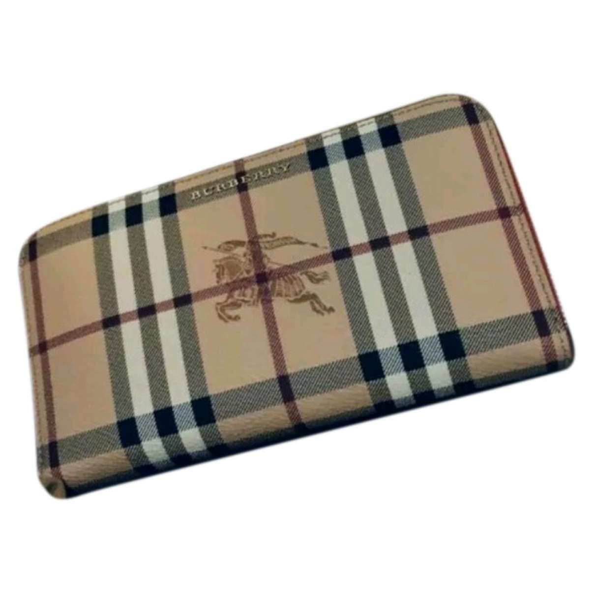 Burberry N Multicolour Cloth wallet for Women N