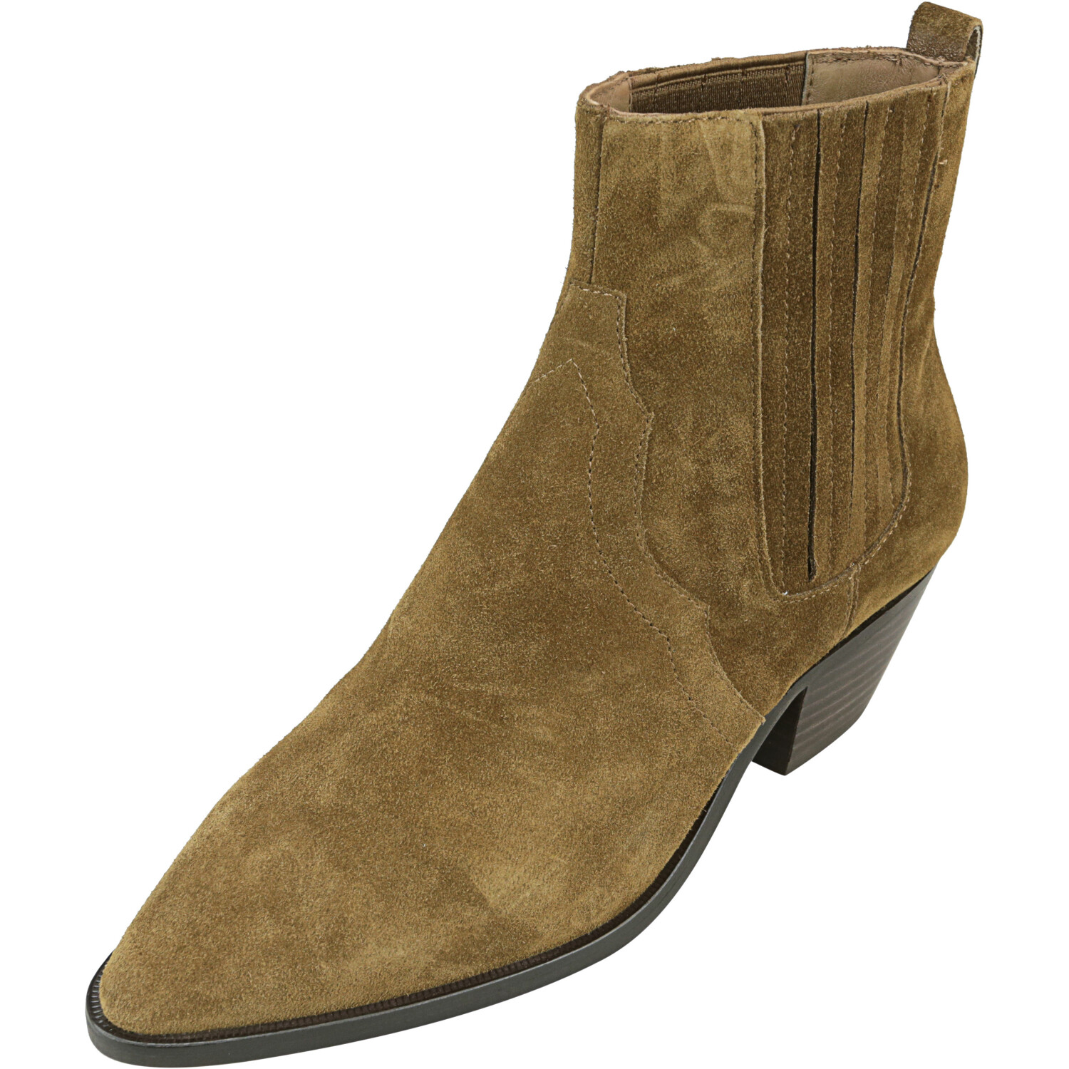 Ash Women's Future Russet Ankle-High Leather Boot - 7M