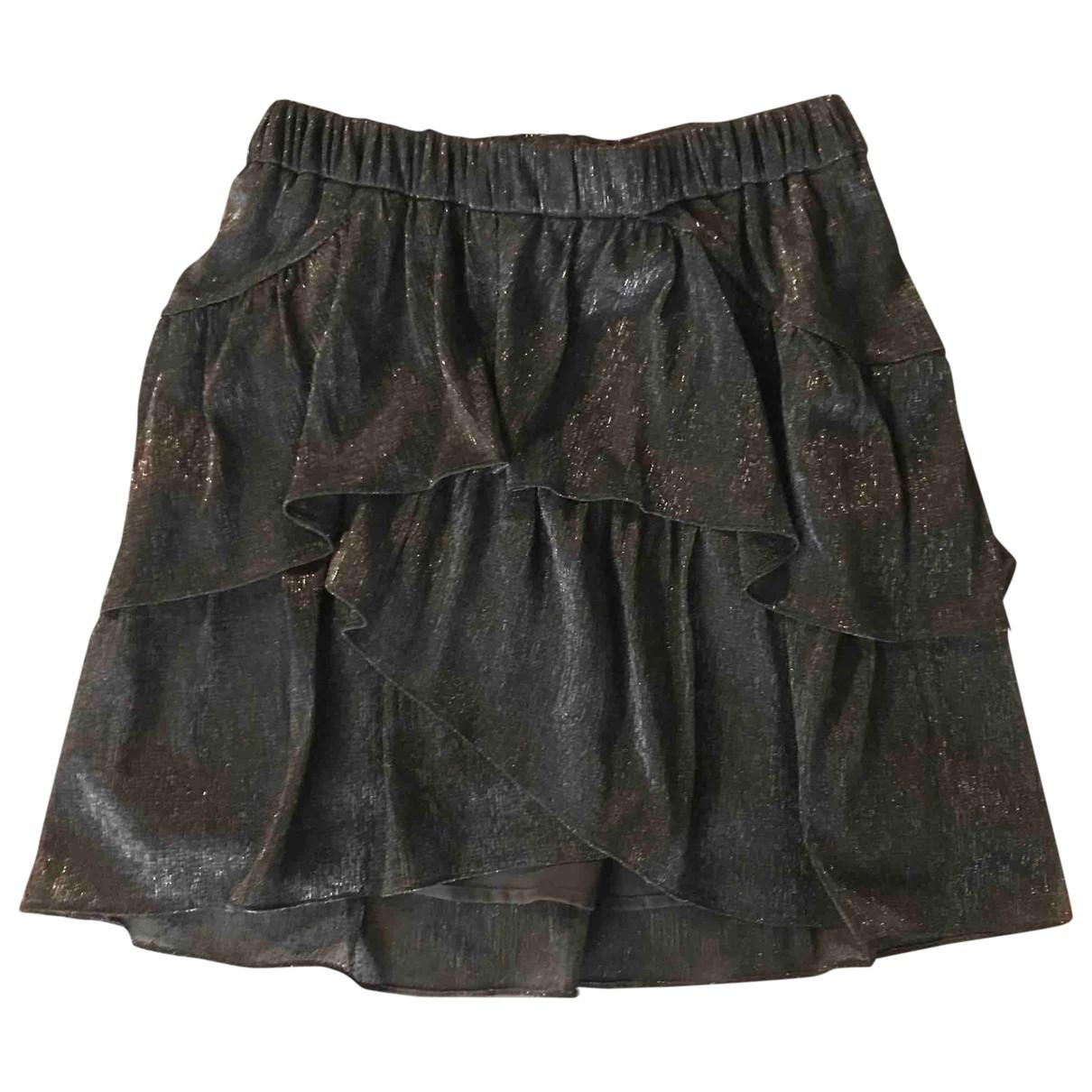 Iro Spring Summer 2019 Black skirt for Women 36 FR