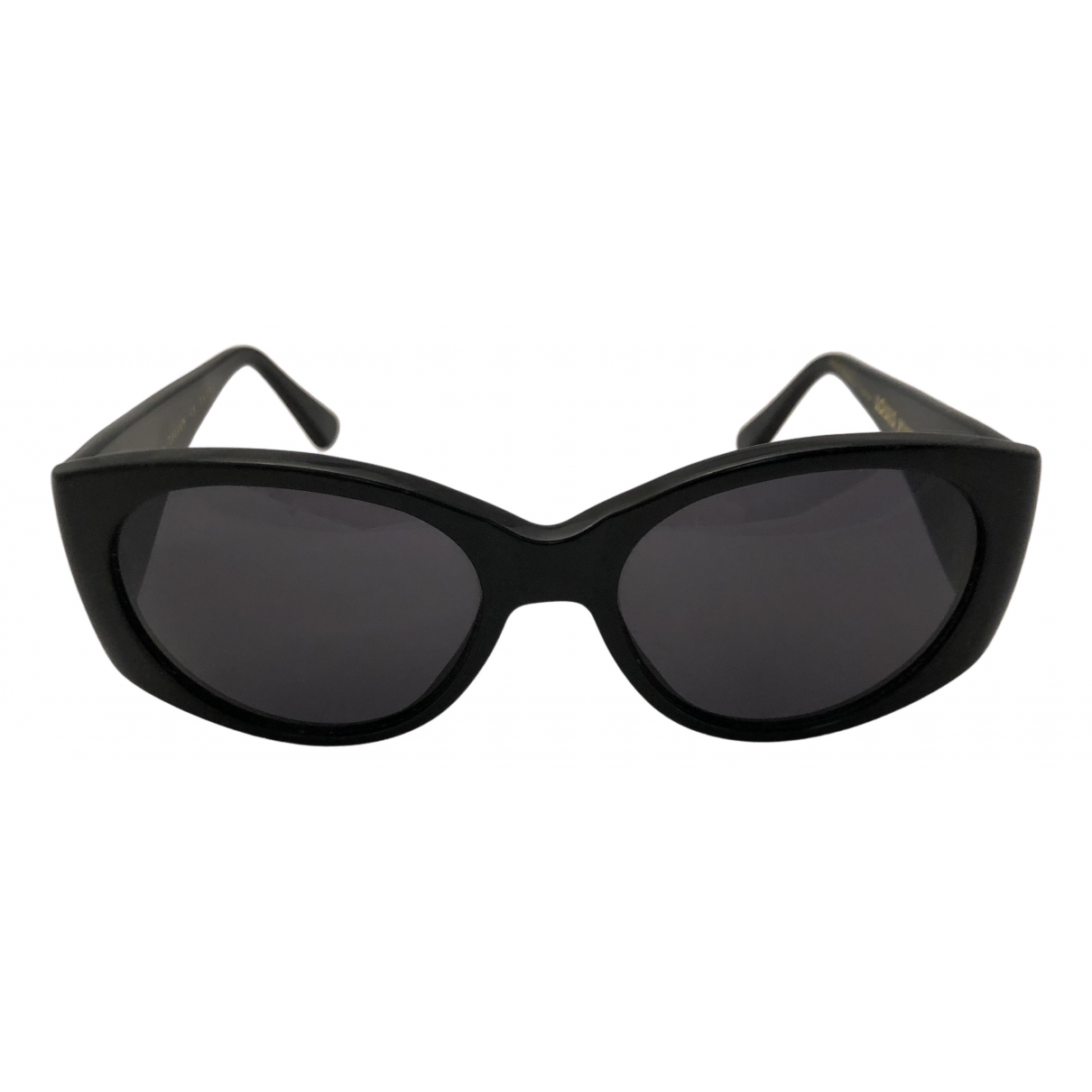 Louis Vuitton \N Black Sunglasses for Men \N
