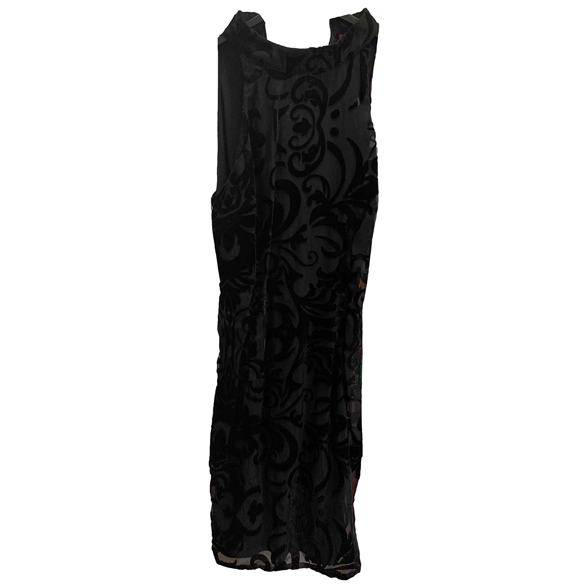 Guess \N Kleid in  Schwarz Spitze