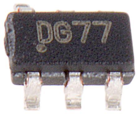 Microchip MCP4716A1T-E/CH, Serial DAC, 6-Pin SOT-23 (10)