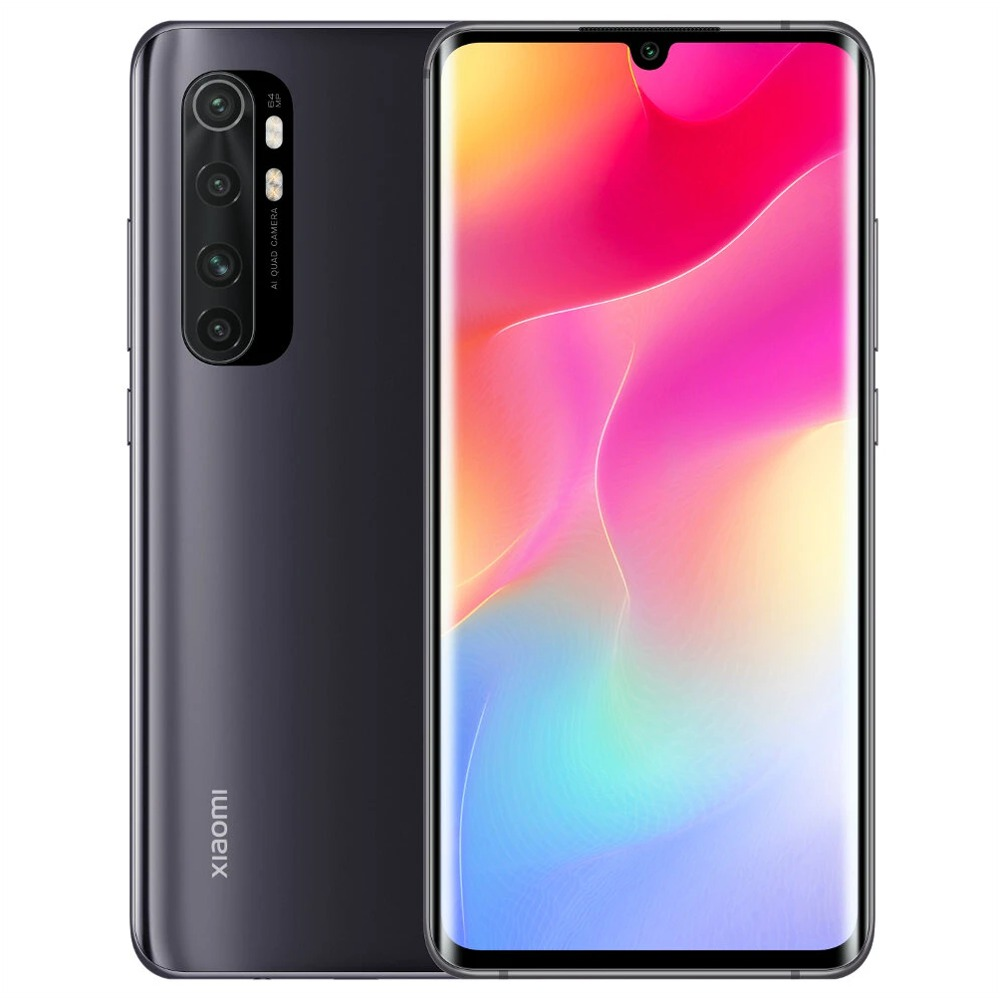Global Version Xiaomi Mi Note 10 Lite 6.47 6GB 128GB Black