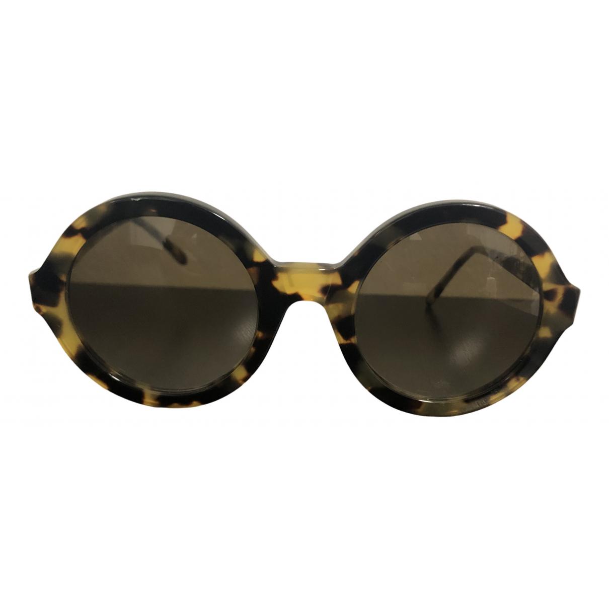 Gafas oversize Non Signe / Unsigned