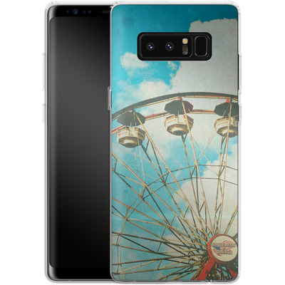 Samsung Galaxy Note 8 Silikon Handyhuelle - Cofer Family von Joy StClaire