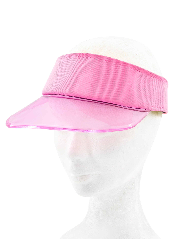 Kostuemzubehor Sonnencap pink