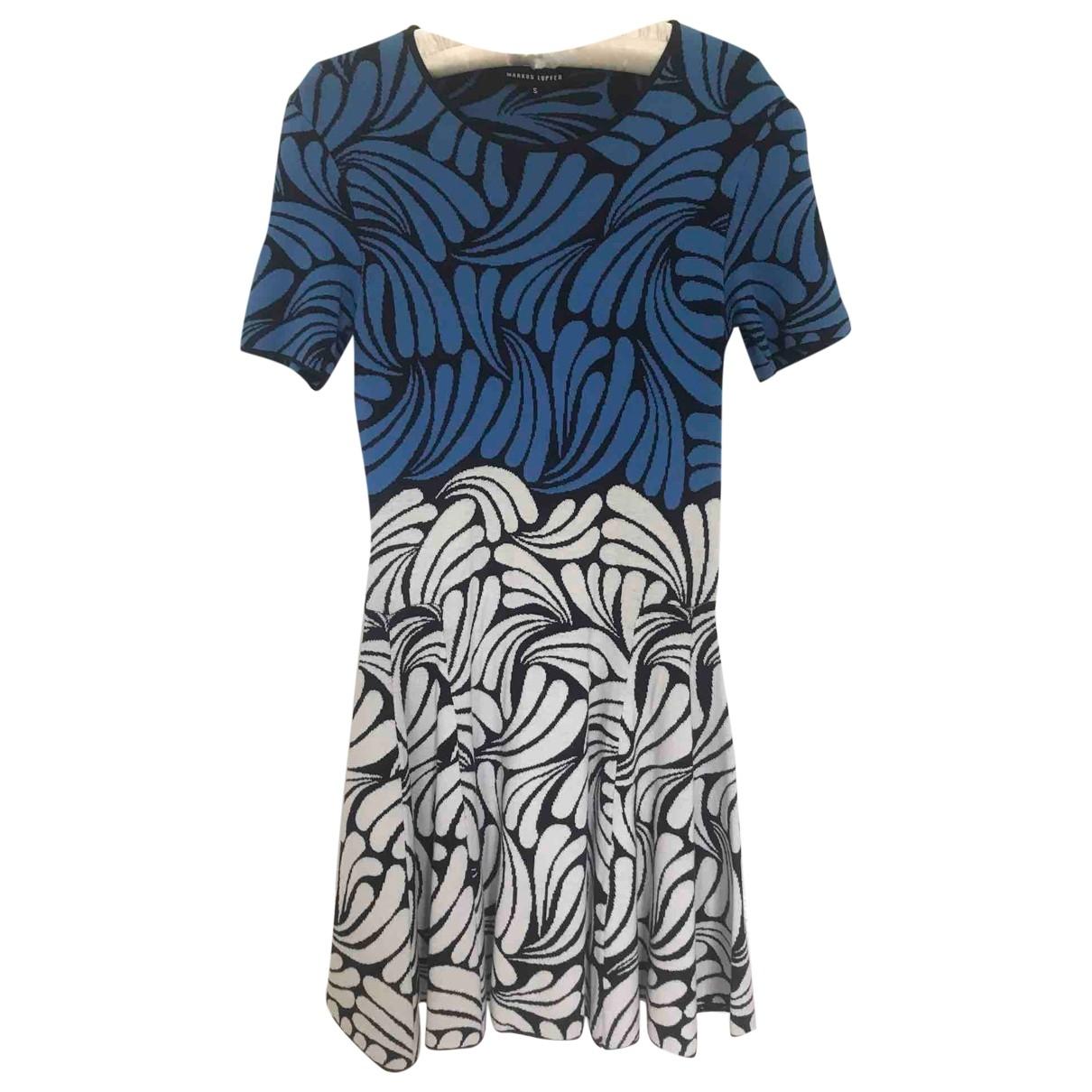 Markus Lupfer \N Blue dress for Women S International