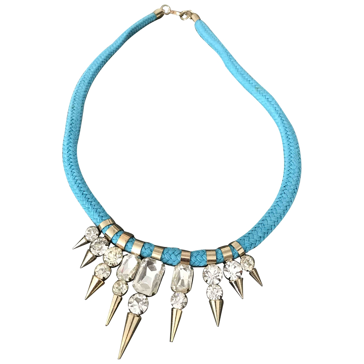 Non Signé / Unsigned \N Cloth necklace for Women \N