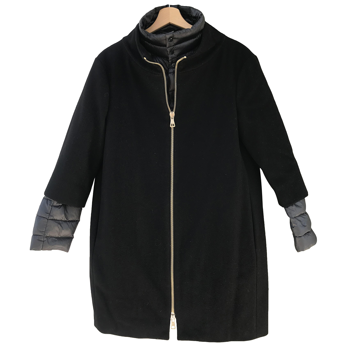 Peserico N Black jacket for Women 44 IT
