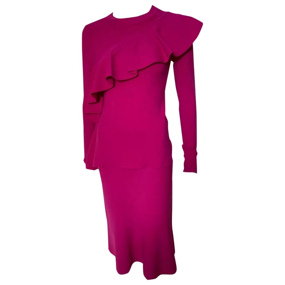 Diane Von Furstenberg \N Pink dress for Women S International