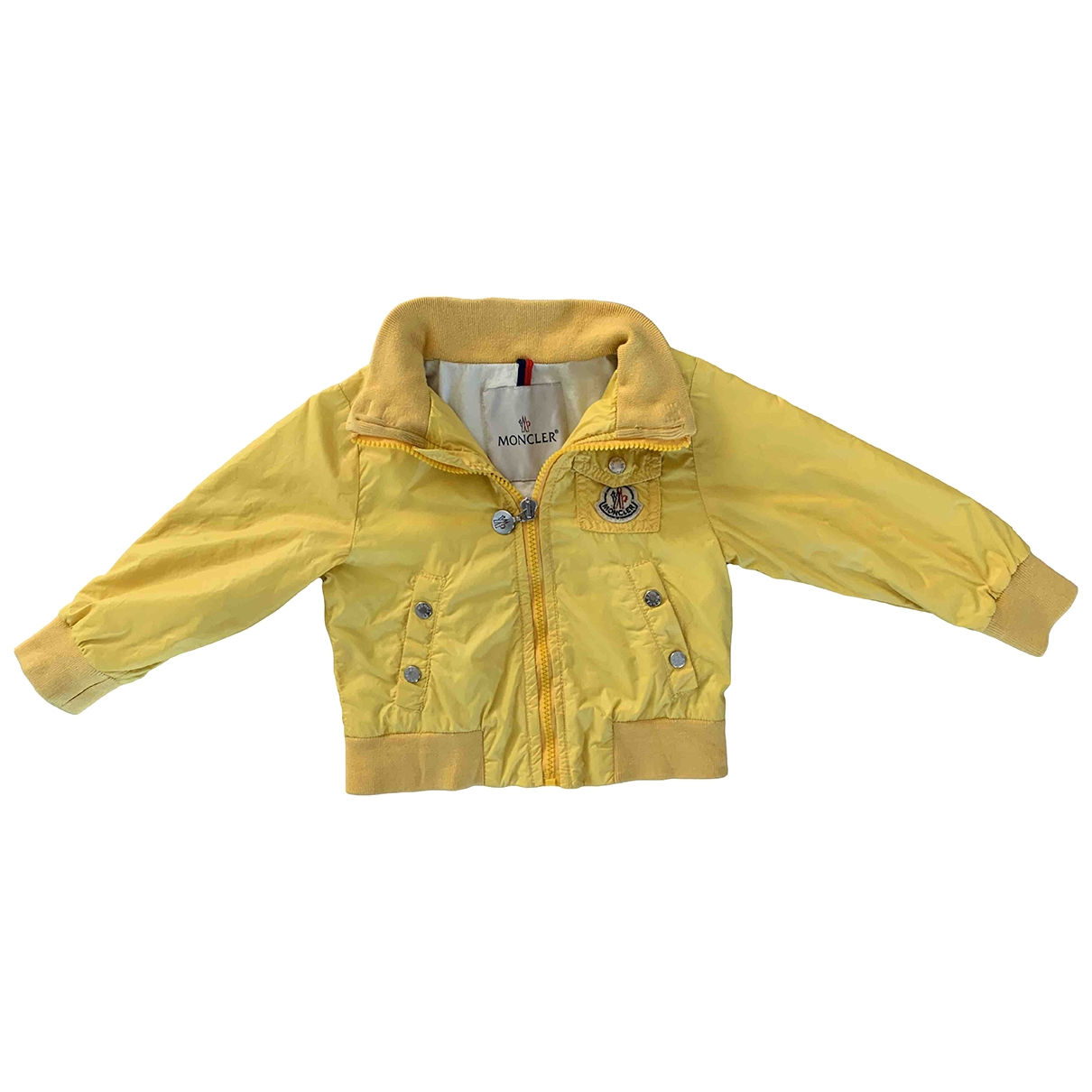 Moncler \N Yellow jacket & coat for Kids 18 months - up to 81cm FR