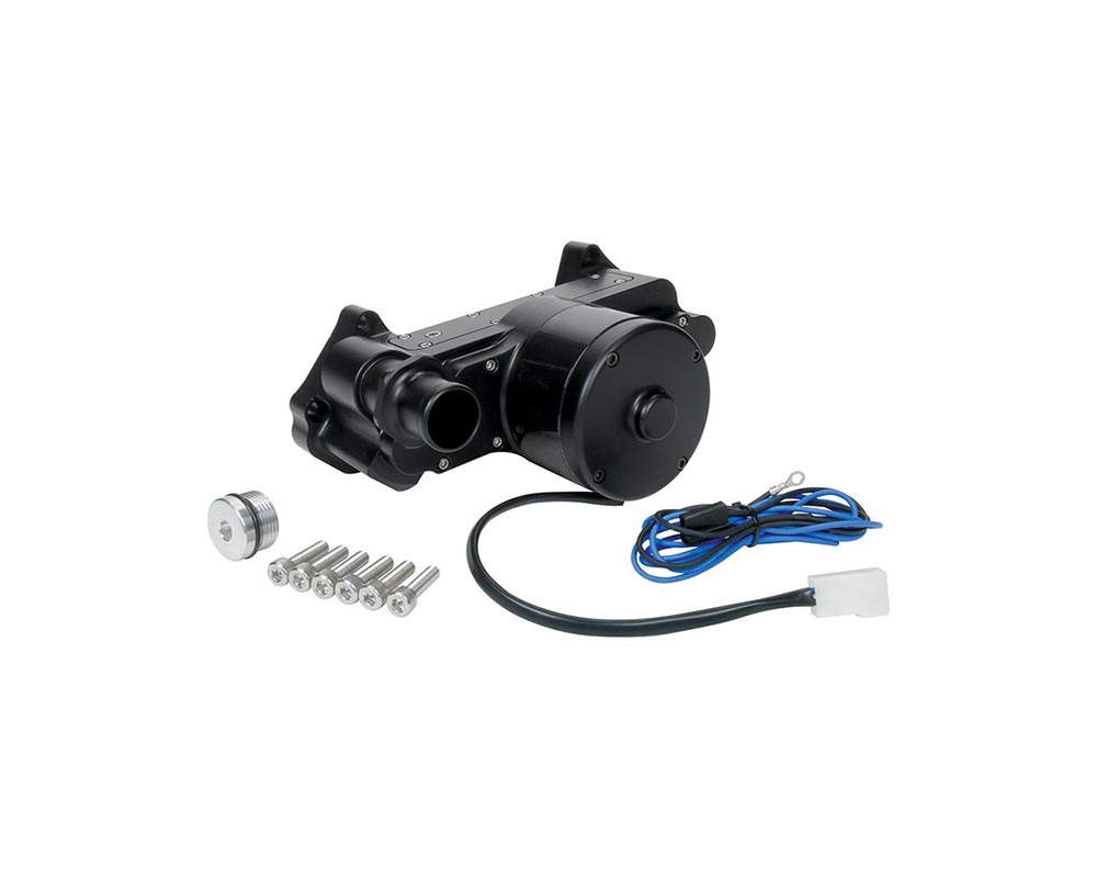 Allstar Performance ALL31122 LS Electric Water Pump Black ALL31122