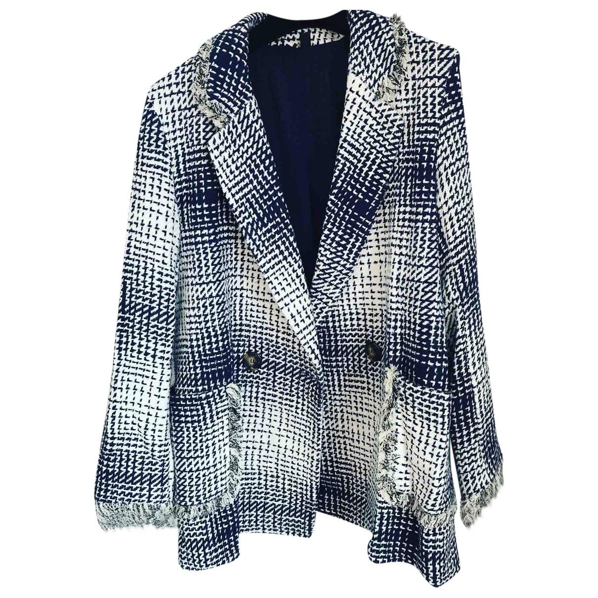 tophop \N Multicolour Cotton jacket for Women 14 UK