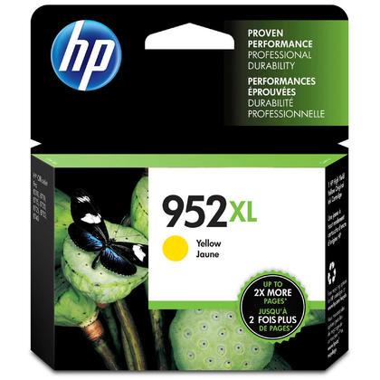 HP 952XL L0S67AN cartouche dencre originale jaune haute capacité