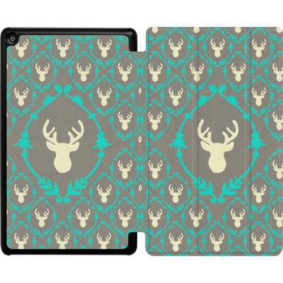 Amazon Fire HD 8 (2017) Tablet Smart Case - Oh Deer von Bianca Green