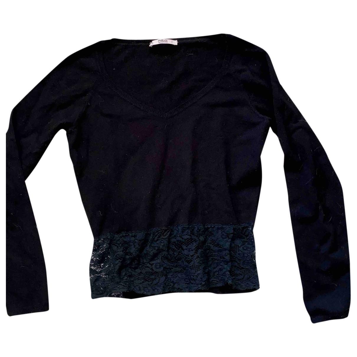 Red Valentino Garavani \N Black Knitwear for Women 44 IT