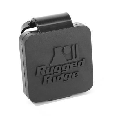 Rugged Ridge 2 Inch Receiver Hitch Plug - 11580.26