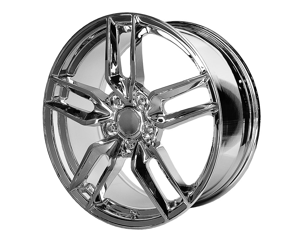 OE Creations 160C-886156 PR160 Wheel 18x8.5 5x5x120.65 +56mm Chrome