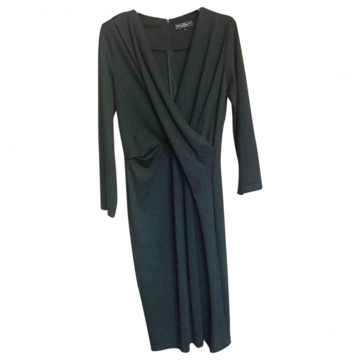 Salvatore Ferragamo - Robe   pour femme en laine - vert