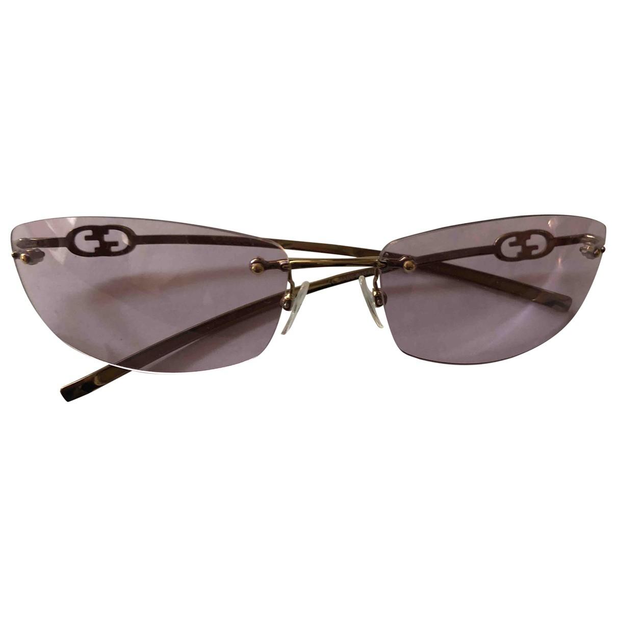 Gucci \N Pink Sunglasses for Women \N