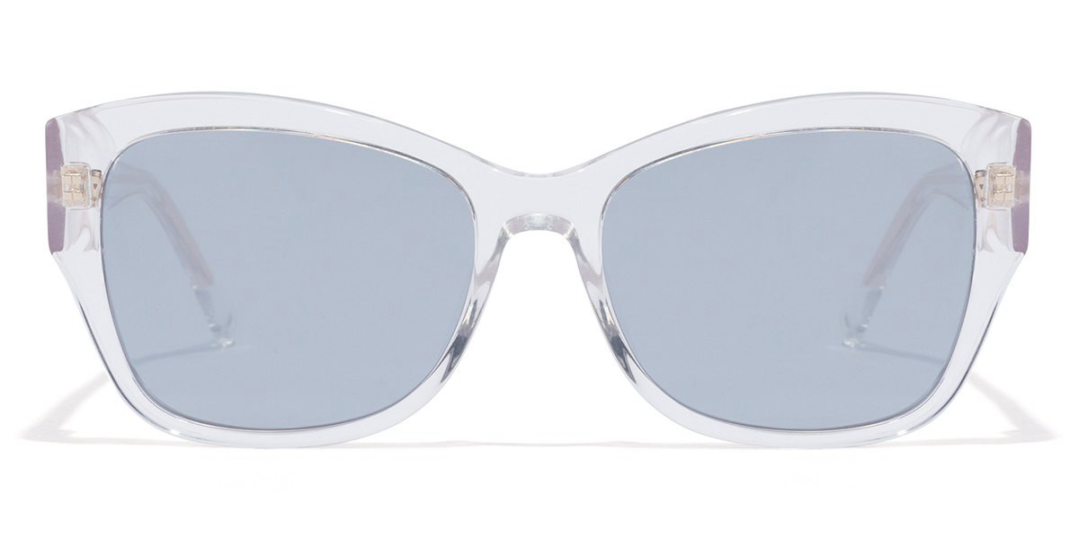 Hawkers Bhanu Transparent HBHA20TSX0 Men's Sunglasses Clear Size 55