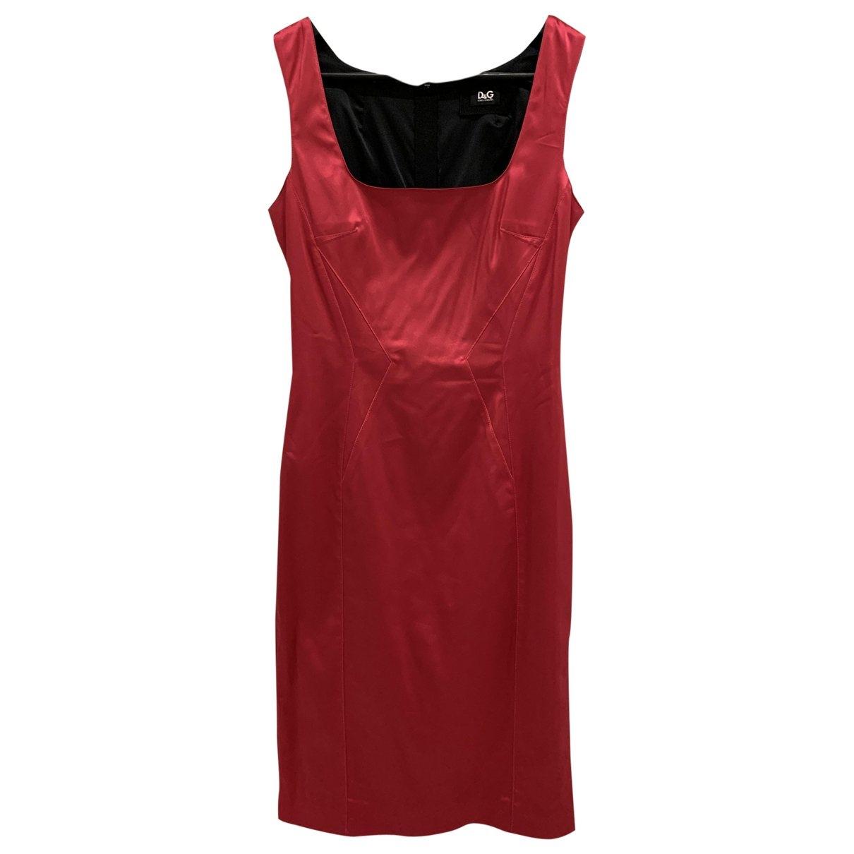 D&g \N Pink dress for Women 40 IT