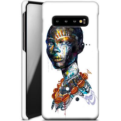 Samsung Galaxy S10 Smartphone Huelle - Zebra von Minjae Lee