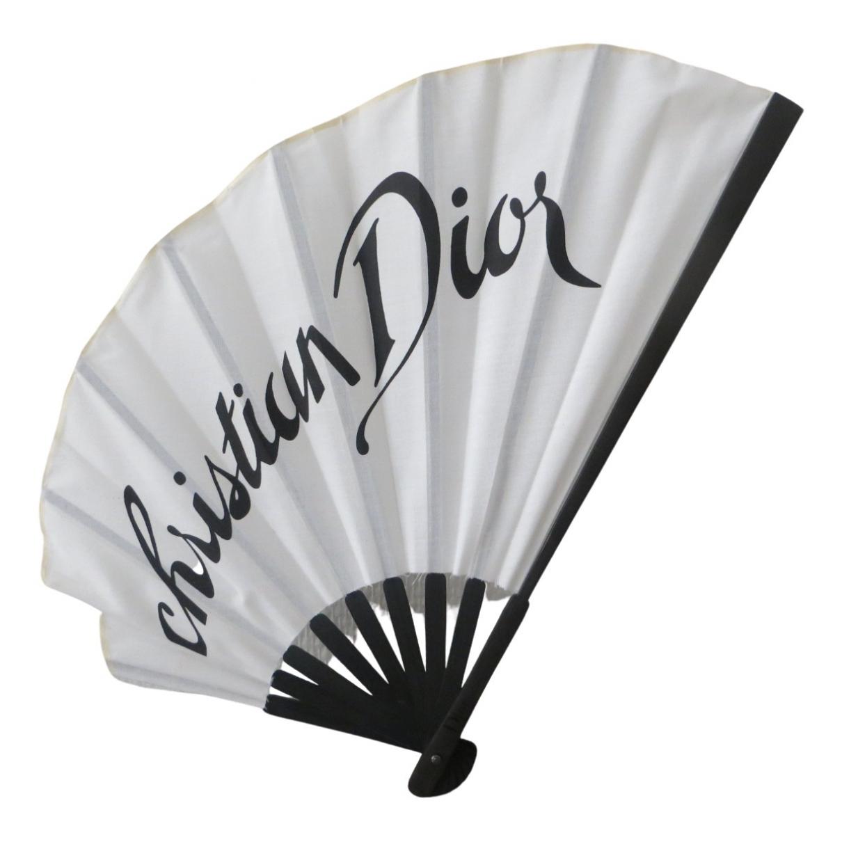 Dior - Objets & Deco   pour lifestyle en coton - blanc