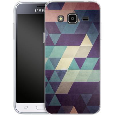 Samsung Galaxy J3 (2016) Silikon Handyhuelle - Cryyp von Spires