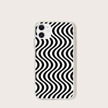 Wave Print iPhone Case
