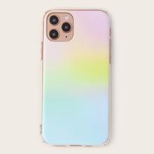 iPhone Huelle mit Farbverlauf Muster