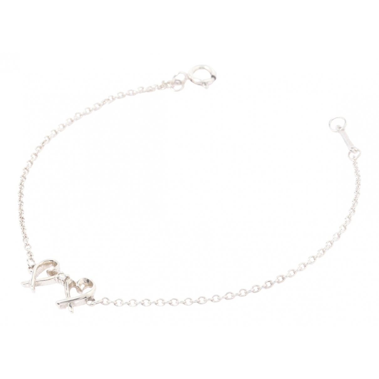 Tiffany & Co - Bracelet Paloma Picasso pour femme en argent - argente
