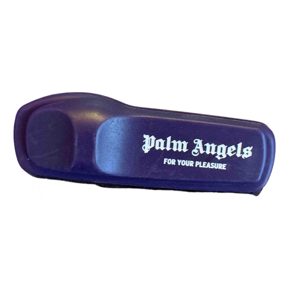 Palm Angels - Broche   pour femme - violet