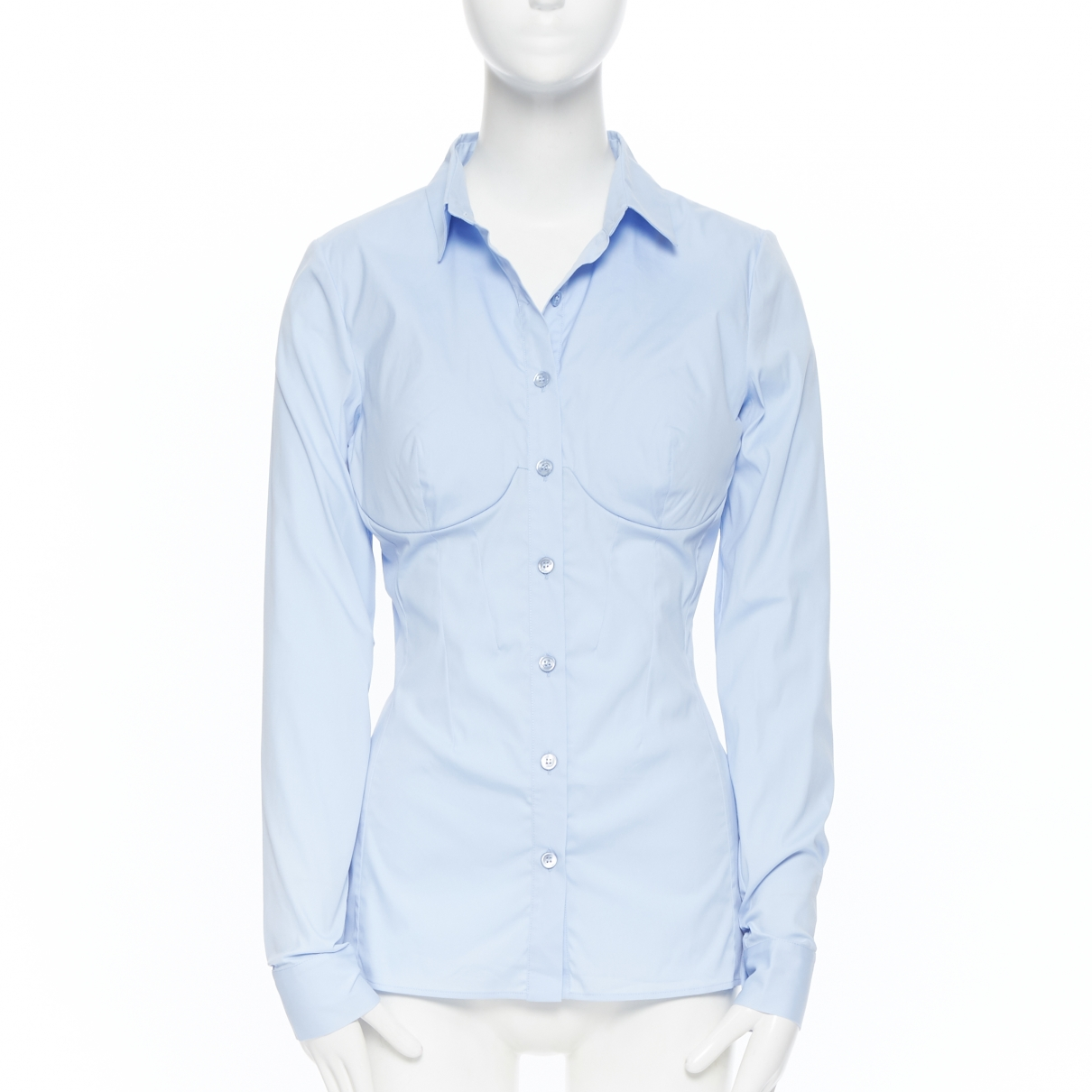 La Perla \N Top in  Blau Baumwolle