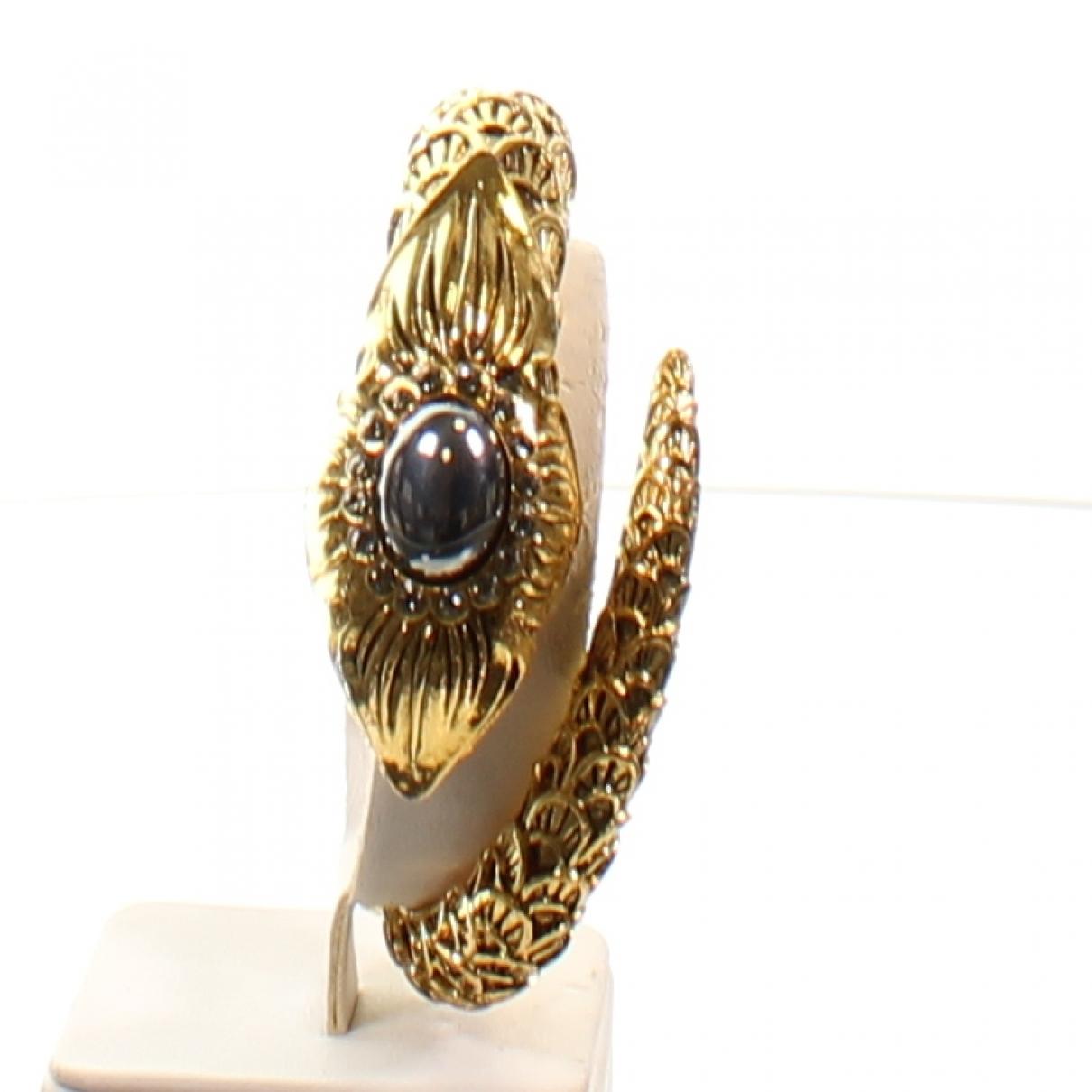 Roberto Cavalli - Bracelet   pour femme en autre - dore