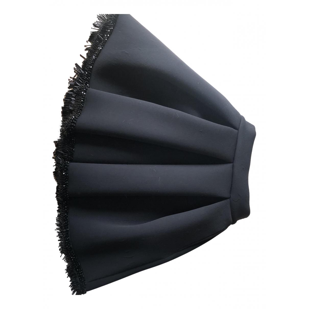 Maje N Black skirt for Women 34 FR