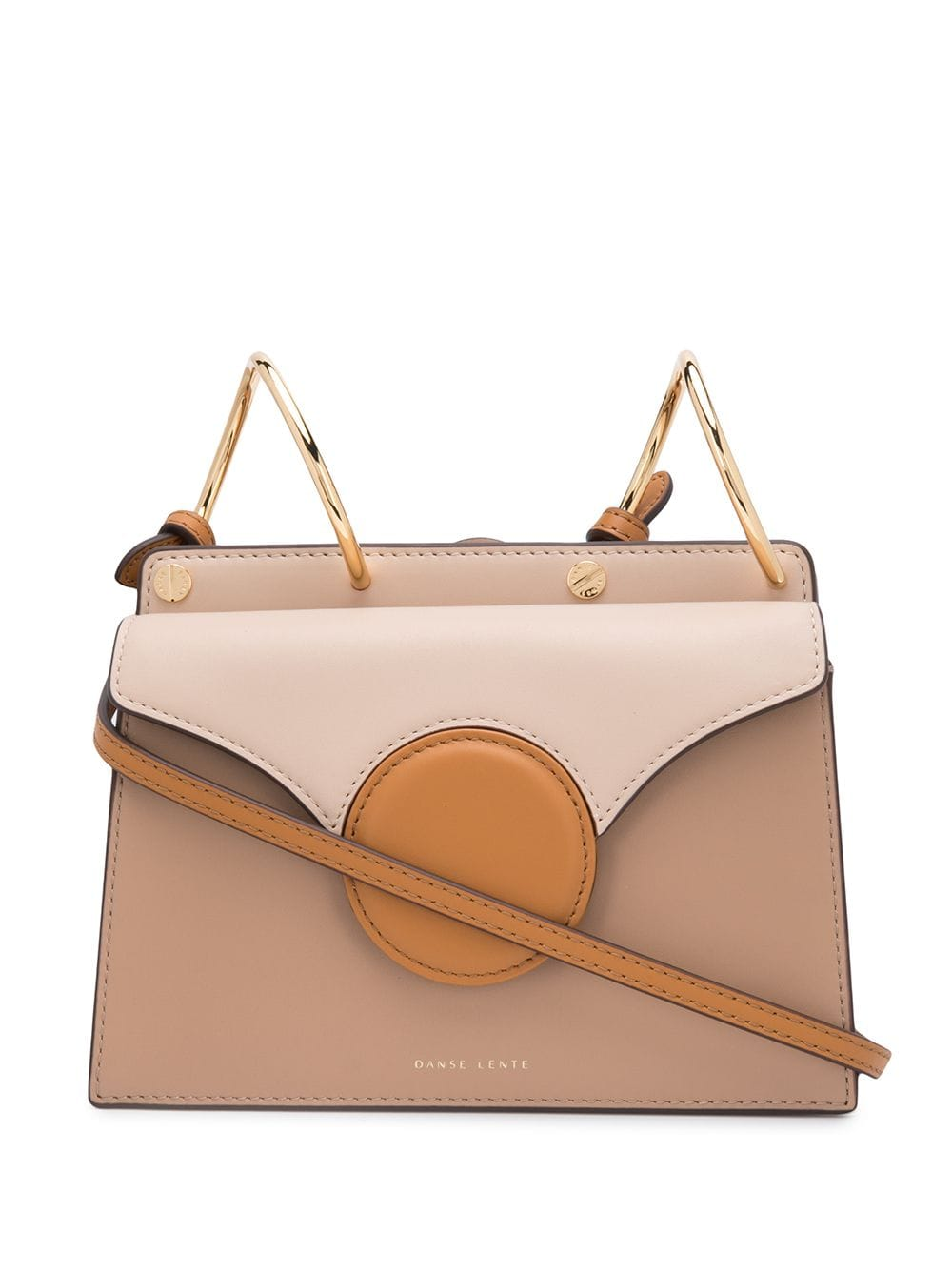 Mini Phoebe Leather Handbag