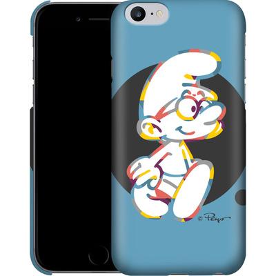 Apple iPhone 6s Plus Smartphone Huelle - Rainbow Smurf von The Smurfs