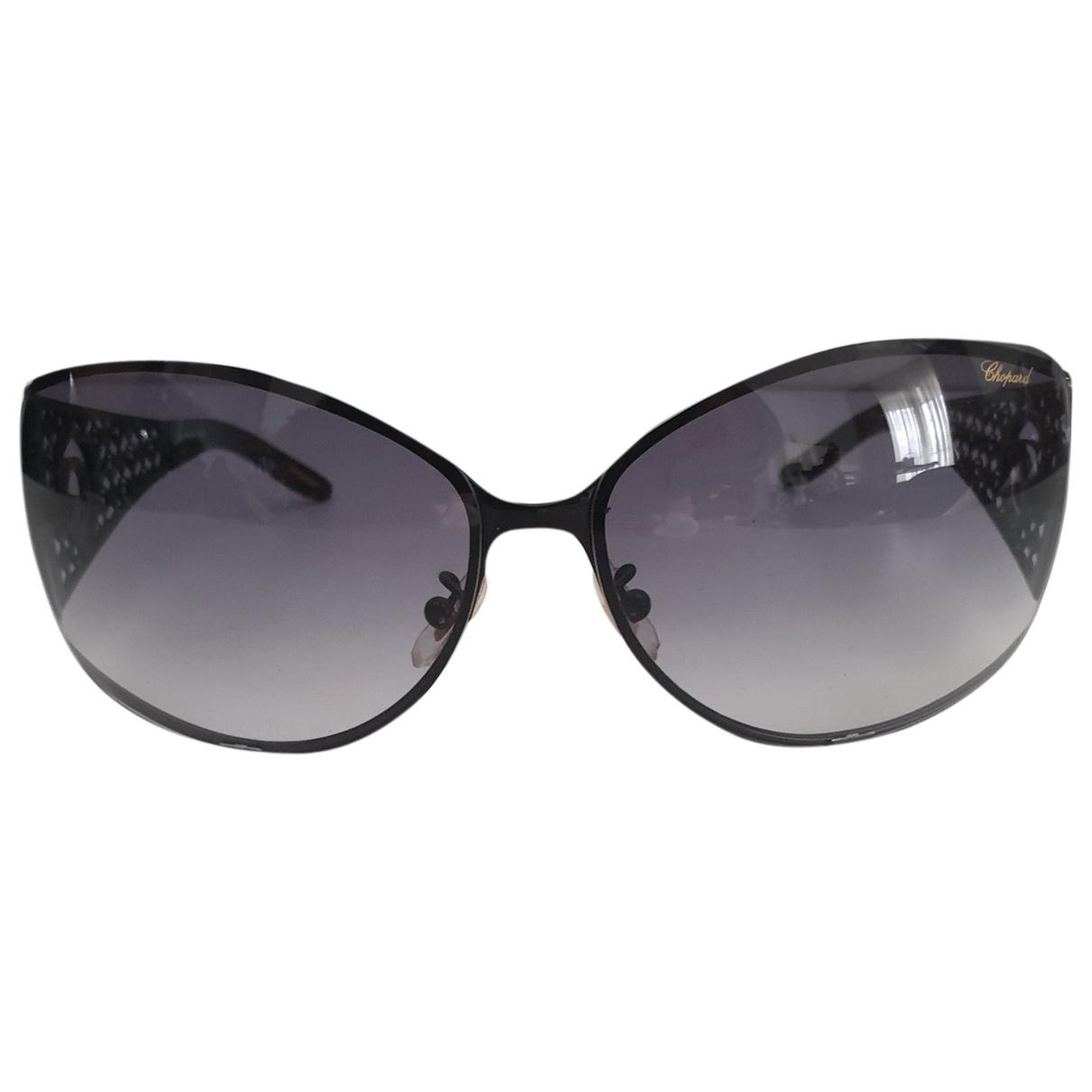 Chopard - Lunettes   pour femme en autre - noir