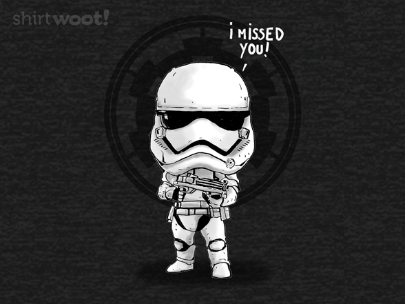Lonely Trooper T Shirt