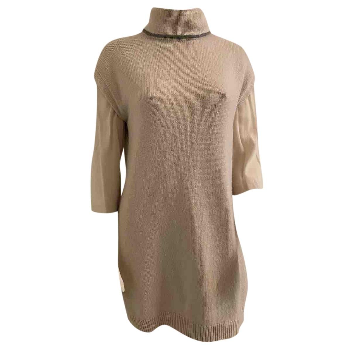 Brunello Cucinelli - Robe   pour femme en cachemire