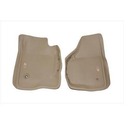 Nifty Catch-All Xtreme Front Floor Mat (Tan) - 407012