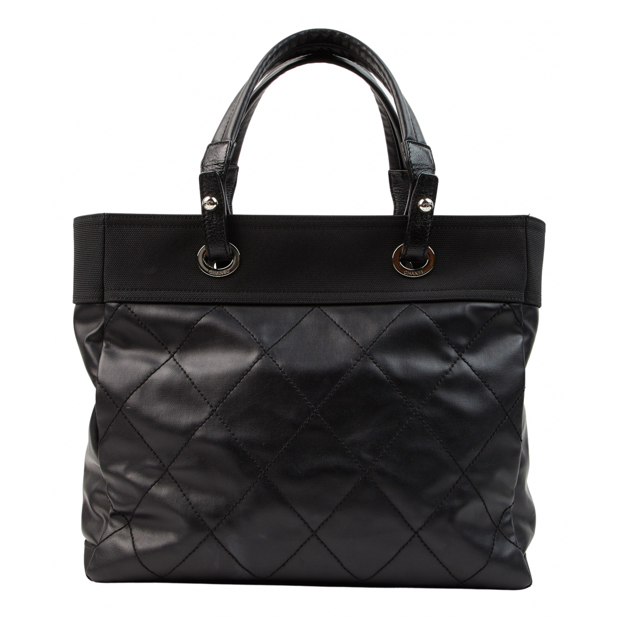 Chanel \N Black Cloth handbag for Women \N