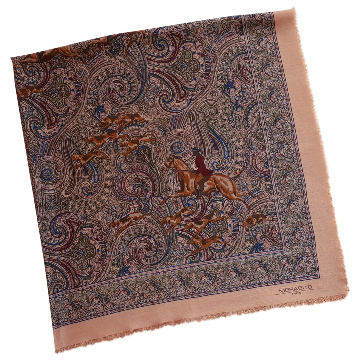Morabito \N Multicolour Wool scarf for Women \N