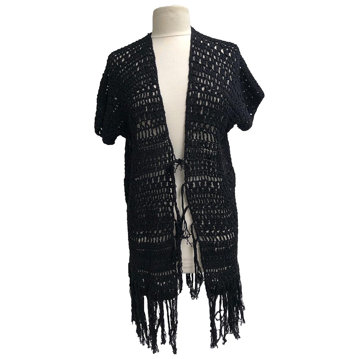 Allude \N Black Cotton Knitwear for Women L International