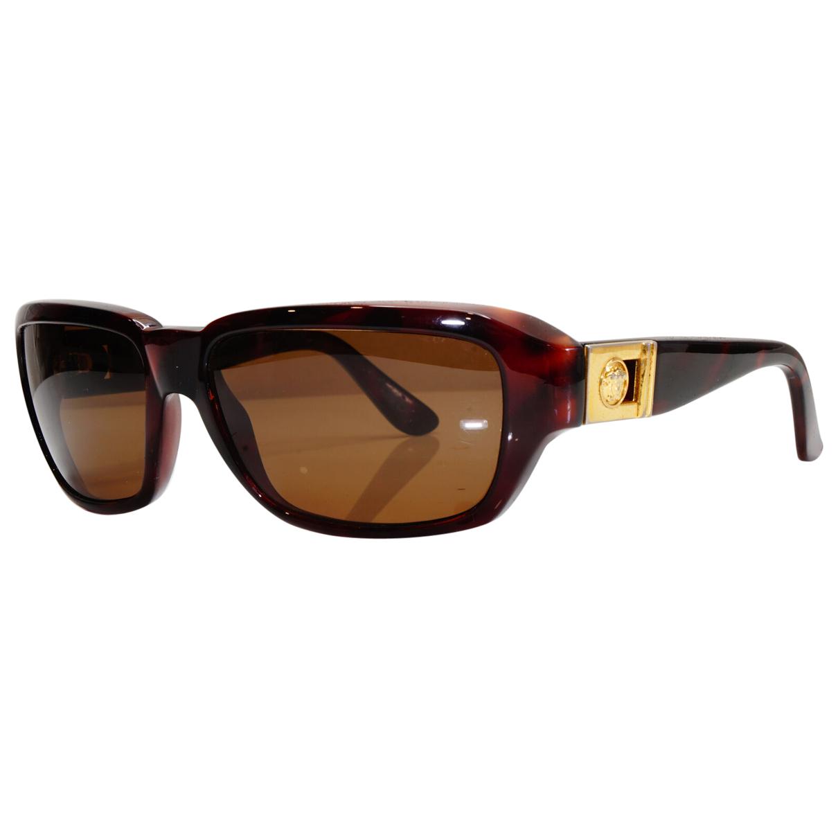 Gianni Versace \N Brown Sunglasses for Men \N