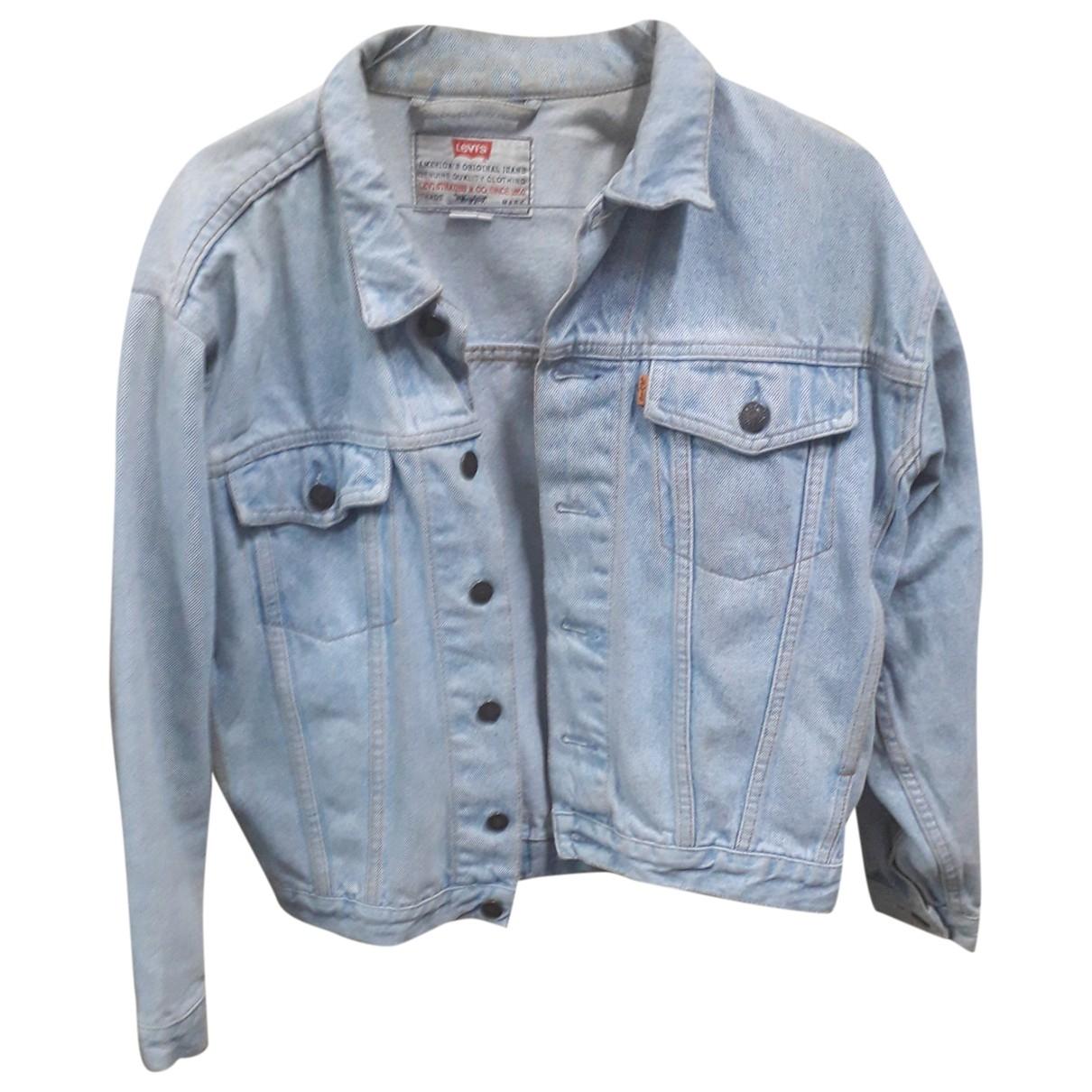 Levis Vintage Clothing - Blousons.Manteaux   pour enfant en coton