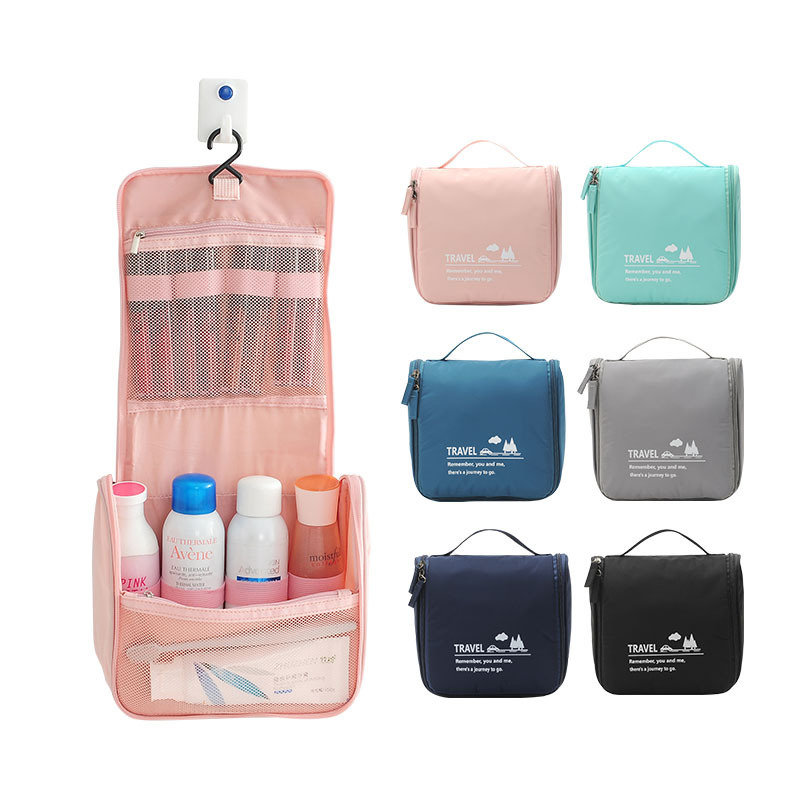 Waterproof Large Capacity Portable Travel Storage Bag Wash Bag Can Be Hanging Storage Bag